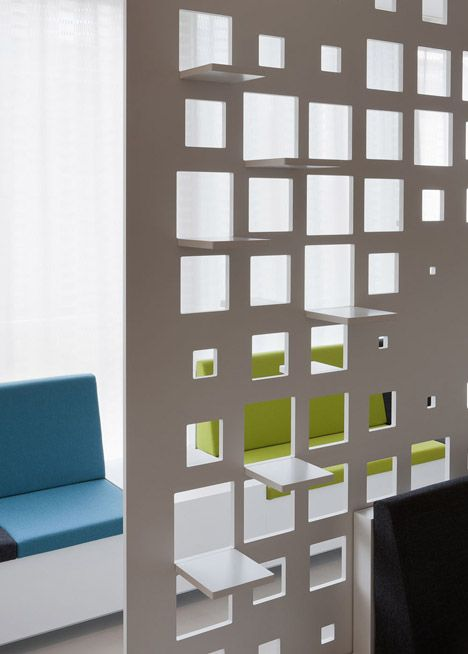22 best wall partition design images on pinterest for Office design meaning