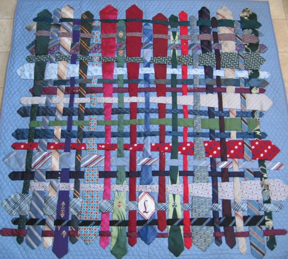 17 Best Images About Quilts From Men S Ties On Pinterest