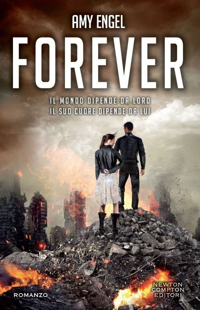 """Forever"" di Amy Engel (4 stelline): http://coffeeandbooksgirl.blogspot.it/2016/09/recensione-forever-di-amy-engel.html"