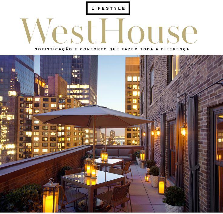 Hi, Buddies, Eita que daqui a pouco vou escrever um livro só sobre os melhores hotéis de Nova York… Rs! Bom, este é o WestHouse Hotel New York, um dos