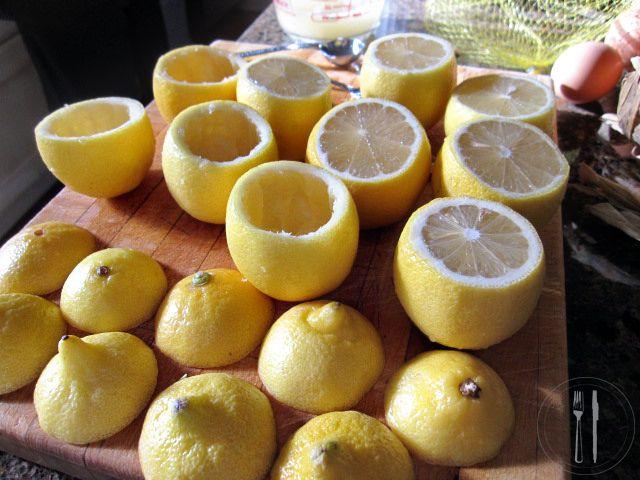Inspired Recipe: Little Lemon Souffles