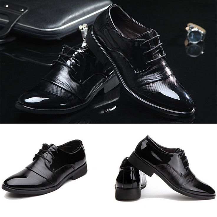 Cool Great Mens Business Dress Formal Oxfords Leather Shoes Pointed Toe Casual Loafers 2017 2018