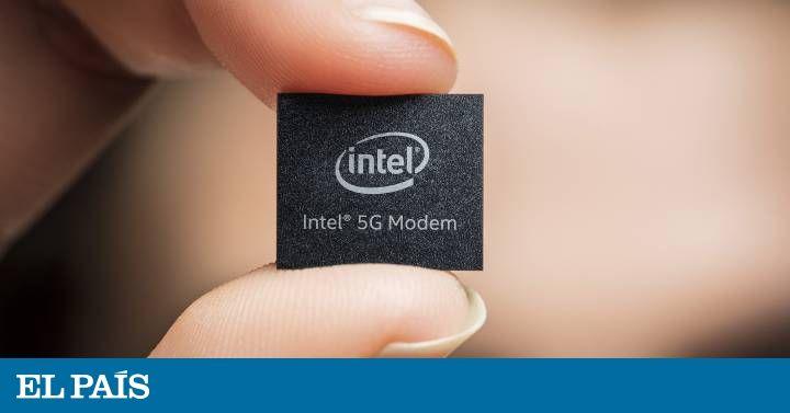Intel lanzará su primer módem comercial 5G en 2019