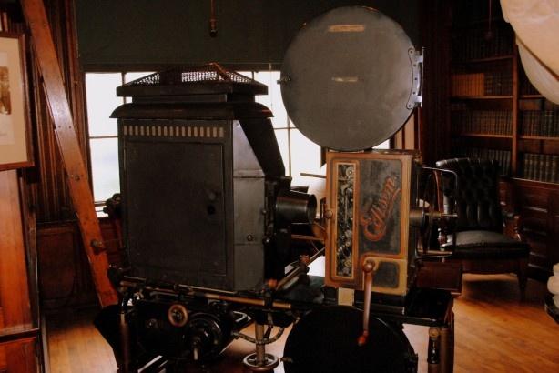 Edison Movie Camera
