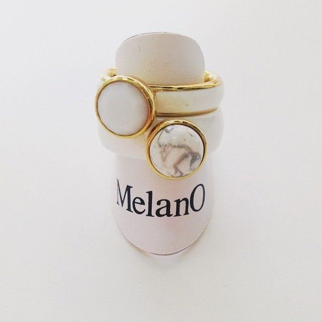 Instagram photo by @melanojewelry via ink361.com