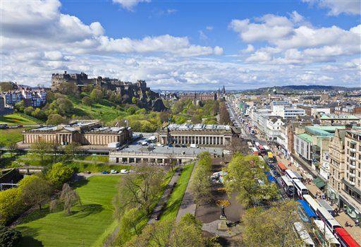 Great Edinburgh Run 2015: Route, Course Map, Times, Morrisons Event Details   Bleacher Report
