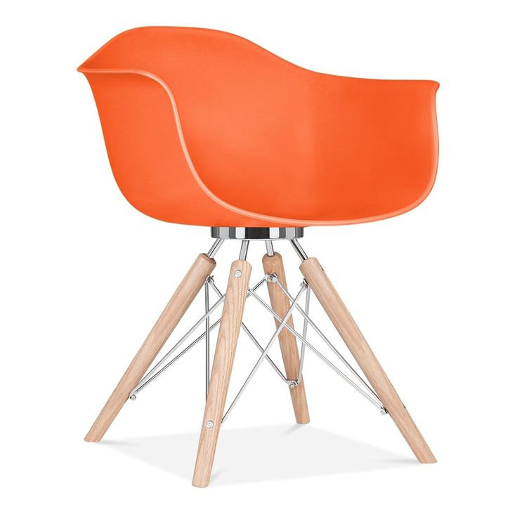 Cult Design Orange Moda Lehnstuhl CD3 | Cult DE