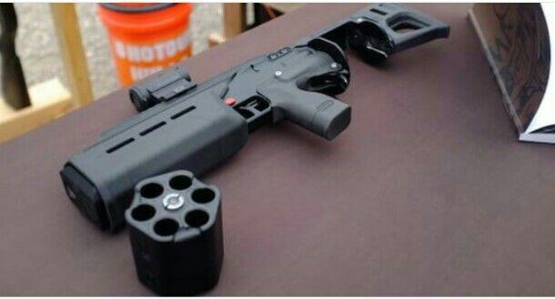 Six12 shotgun