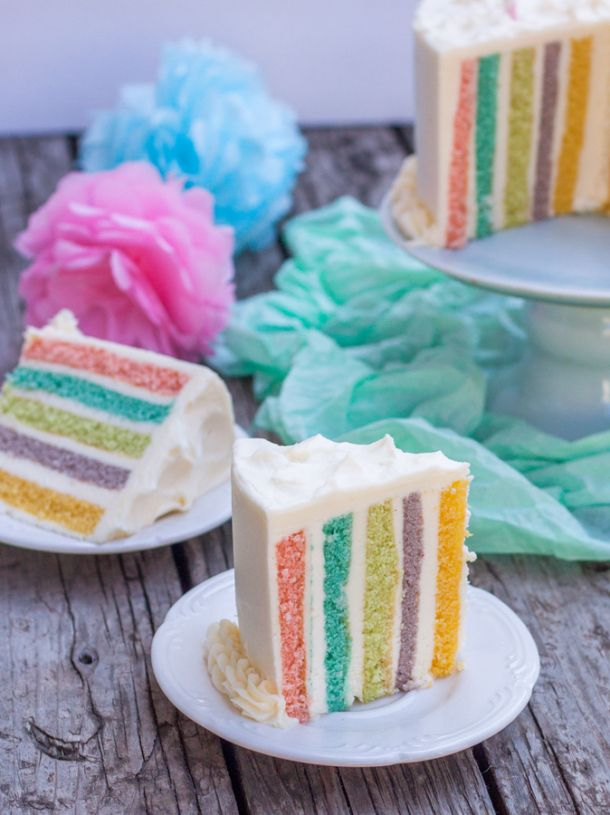 PASTEL DE ANIVERSARIO: VERTICAL LAYER CAKE | The sweet, Sweet and ...