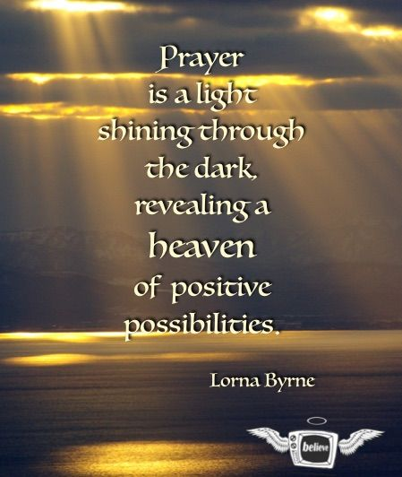 Today I pray from my Soul to open a Heaven of positive possibilities. Amen! Listen to FREE inspiration from Irish mystic Lorna Byrne and other incredible Angel connectors in our podcast interviews. Just sign up here: http://www.theglitchmovie.com/the-glitch-audience-survey/