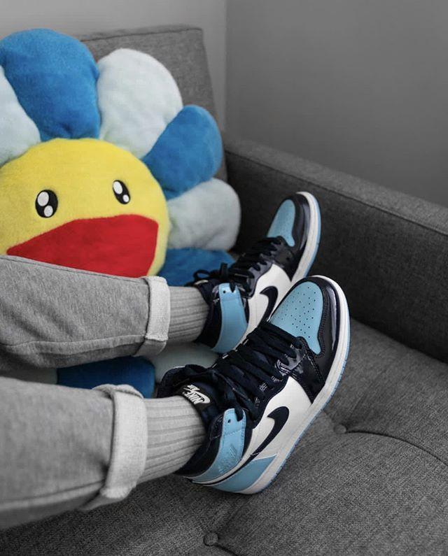 Nike Air Jordan 1 UNC Patent
