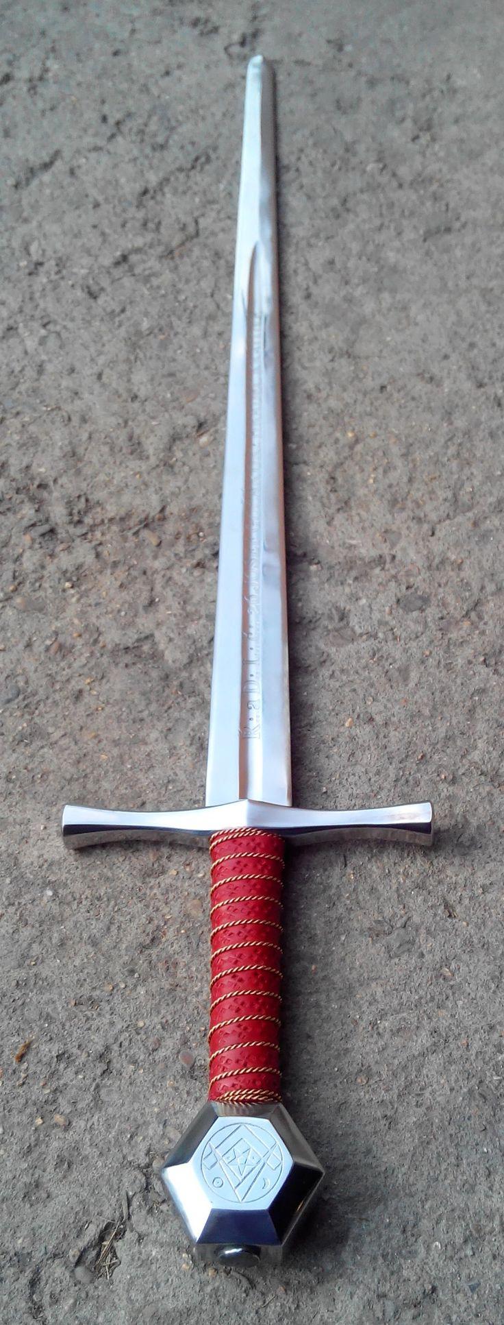 One handed sword - Jednoruční meč