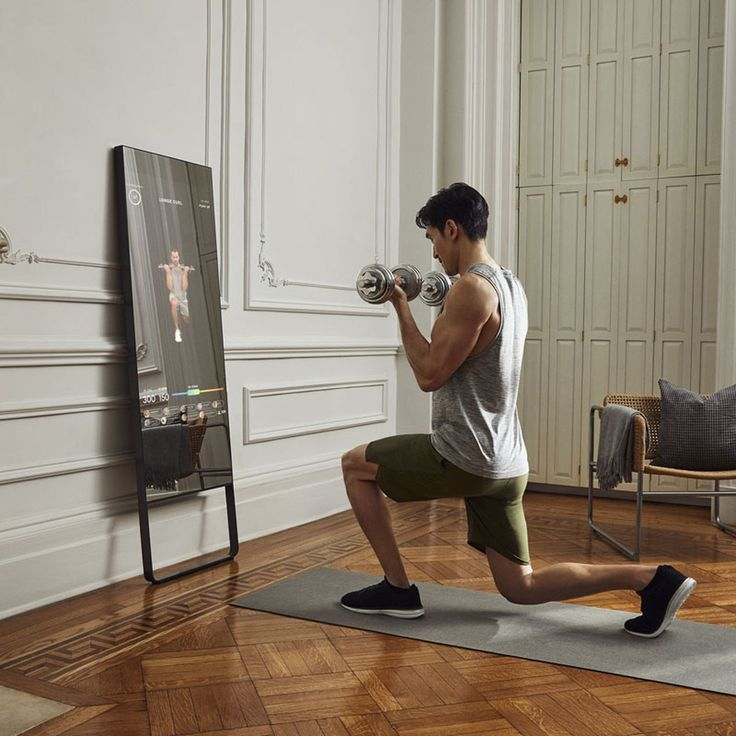 Crossfit Workouts, Best Mirror For Home Gym