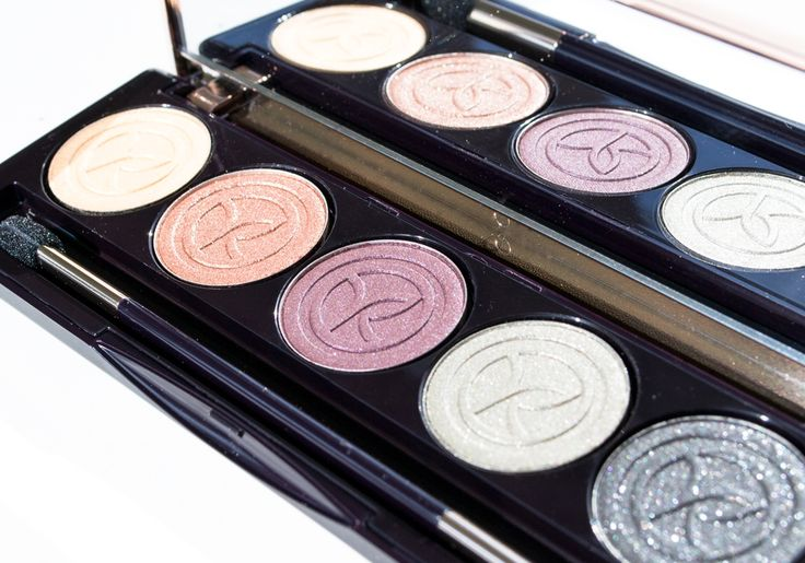 Yves Rocher ♥ Eye Shadow Palette Limited Edition http://beautyboulevard.se/ub5m Ögonskugga Eyeshadow Limited Edition Summer Sommar Lila Rosa Silver