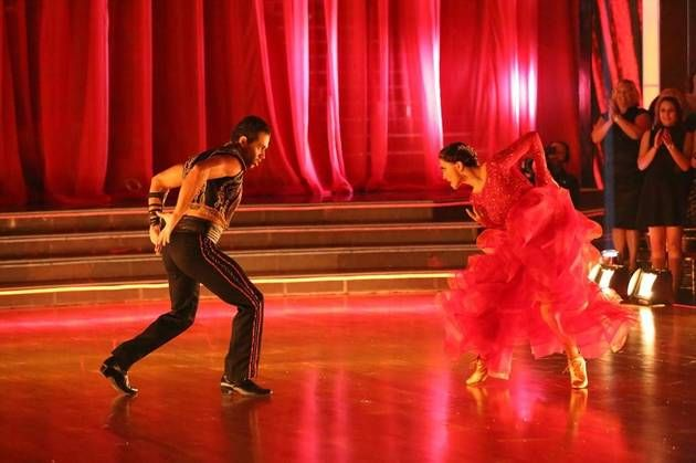 Dancing With the Stars 2013, Week 4: Corbin Bleu and Karina Smirnoff
