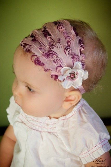 This is the cutest baby headband ever!!!
