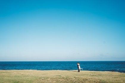 [사운드로잉's 제주도셀프웨딩촬영] 쾌청한 제주의 가을 HANCHIYUB&CHOIHYEWON 그...