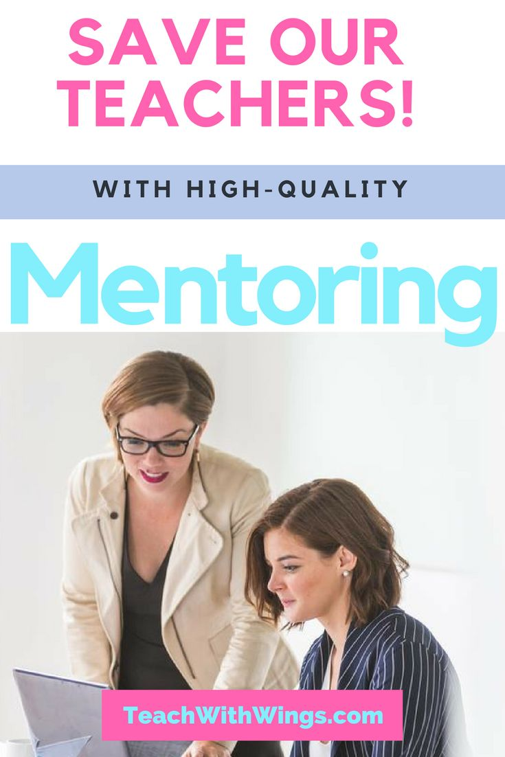 evaluation of mentoring new teachers The mentor encouraged the new teacher to try new things, expand his or her teaching skills and become actively involved with students, parents and staff the mentor modeled a positive attitude toward the school, the district and the community at large.