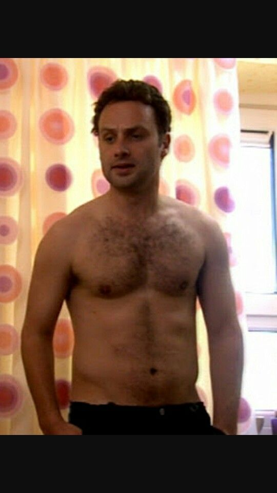 Andrew Lincoln Hairy Chests I Want To Cry On
