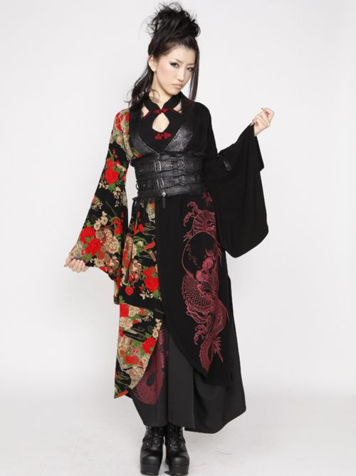 It reminds me of steampunk mixed with Imperial Japanese style rather than Victorian English style.