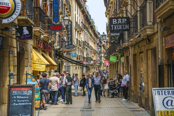 10 pistas deliciosas en San Sebastián