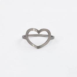 Ringe: Open Heart. Stine A Jewelry. 425 kr.