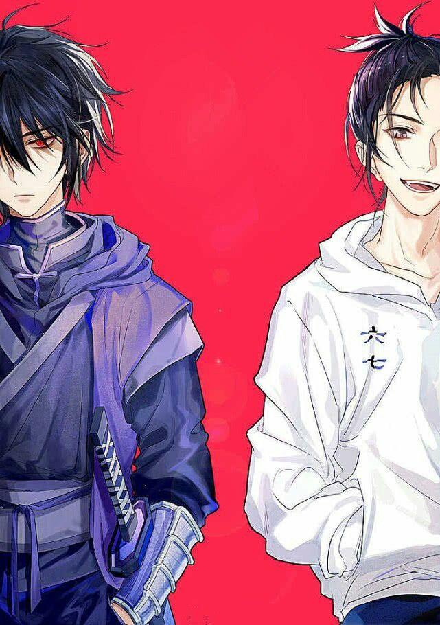 scissor seven anime ninja anime cool anime pictures