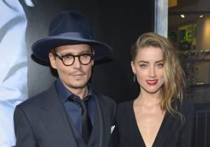 Johnny Depp, Amber Heard host star-studded engagement party