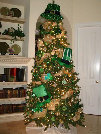 st patrick decorations for tree | st. patrick's day decorating ideas | St. Patrick's Day Decorations ...