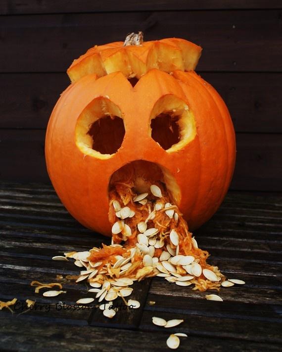 fun pumpkin carving