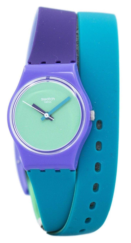 SWatch (FREE Shipping) Originals Fun In Blue Quartz Lv117 Women's Watch (FREE Shipping)