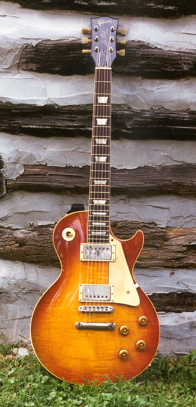 Gary Moore | '58 Gibson Les Paul Standard.