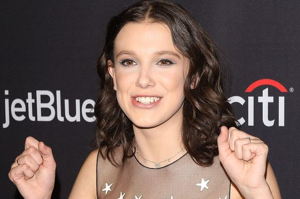 Millie Bobby Brown To Earn 3 2m For New Season Of Stranger Things Millie Bobby Brown Bobby Brown Millie