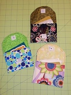 Punch Card / Credit Card Holder Tutorial