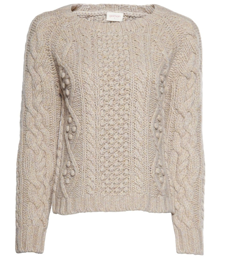 Aran Jumper by Gorman