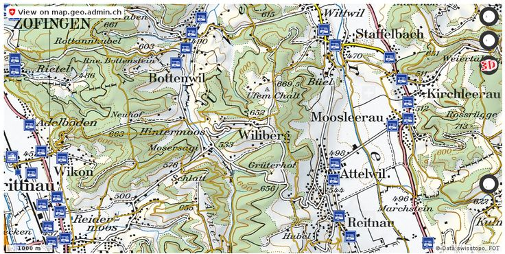 Wiliberg AG Wanderwege Karte trail http://ift.tt/2zk4Ped #maps #schweiz