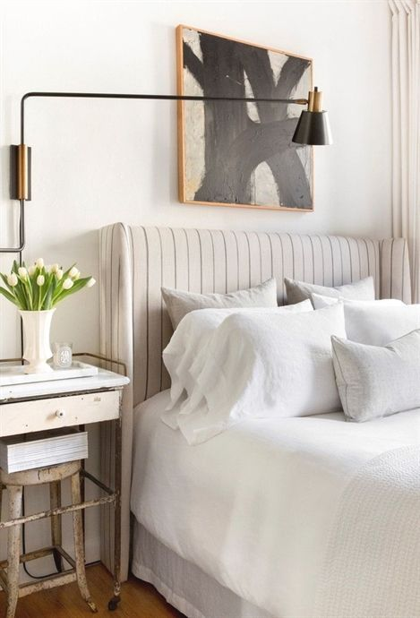 How one designer makes neutrals (and a small space) feel fresh in a