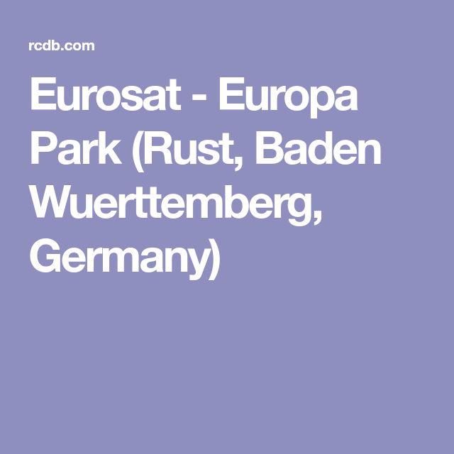 Eurosat - Europa Park (Rust, Baden Wuerttemberg, Germany)