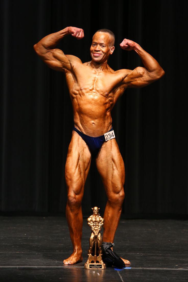 Natural Men S Physique Competition