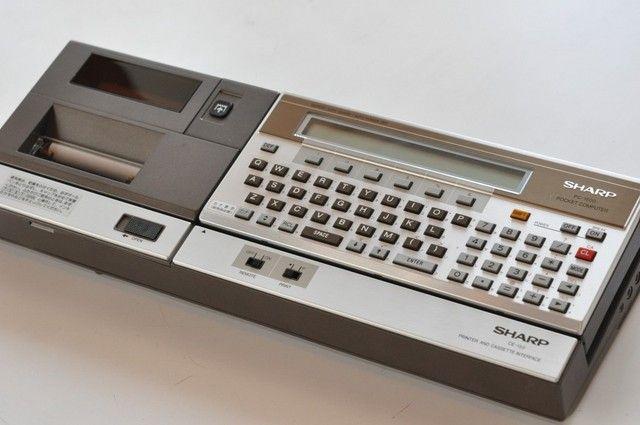 Sharp PC-1500
