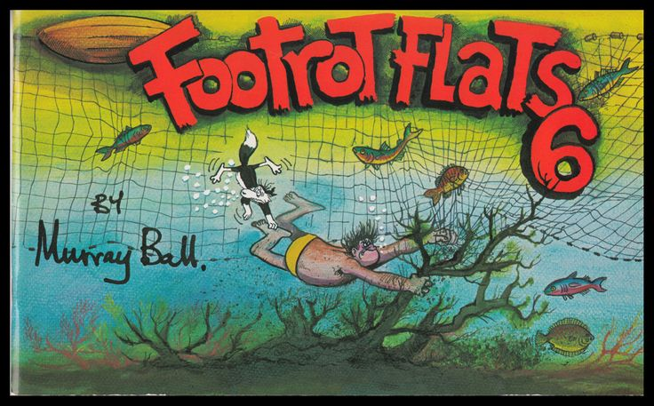 MURRAY BALL*FOOTROT FLATS*#NO.25
