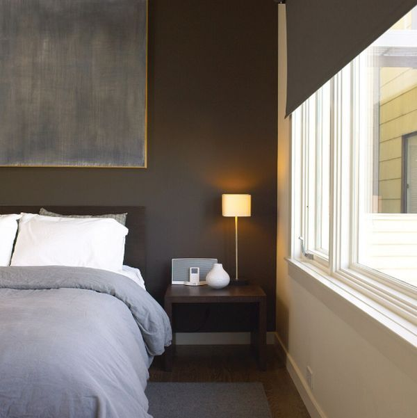 top 25 ideas about bedrooms in gray on pinterest red