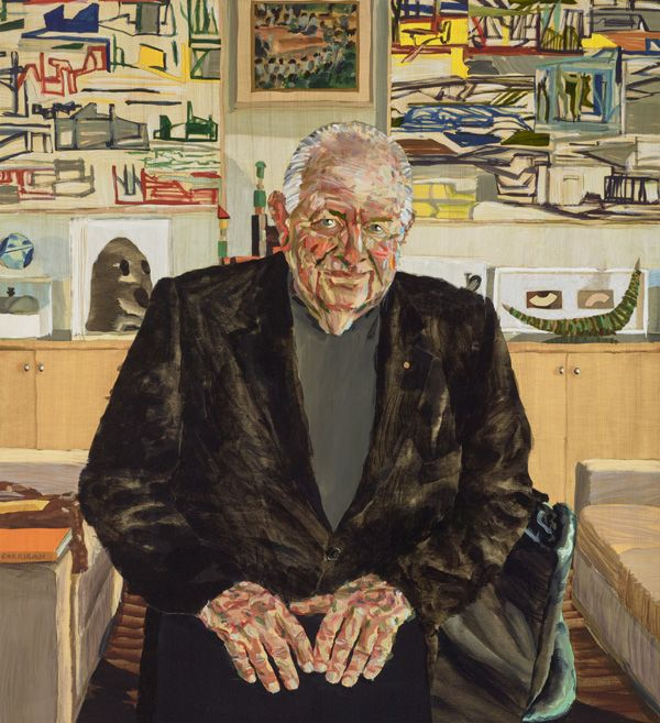 Pat by Alan Jones The judges have had their say - but what do you think? Choose the Archibald Prize finalists you like in our people's choice gallery.