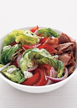 ... Protein Salads on Pinterest | Beef salad, Chickpea salad and Salads