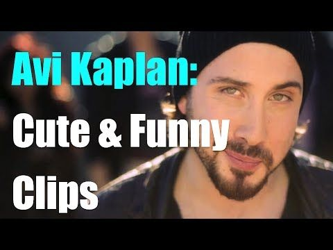 Pentatonix - Avi Kaplan - Funny/Cute Clips - I know it's long, but worth it to watch the whole thing and feel all the feels of his angelicness