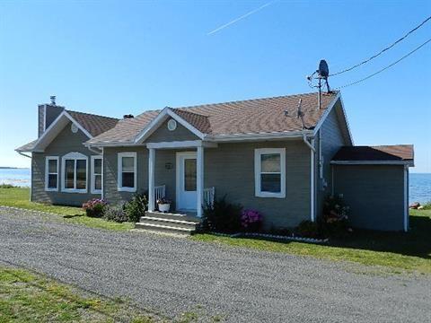 Maison à vendre à Sainte-Luce, Bas-Saint-Laurent, 434, Route  132 Est, 20869485 - Centris