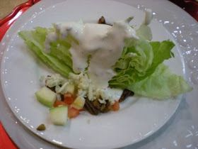 Life Should Be Delicious!: Johnny Carino's Itallian Wedge Salad