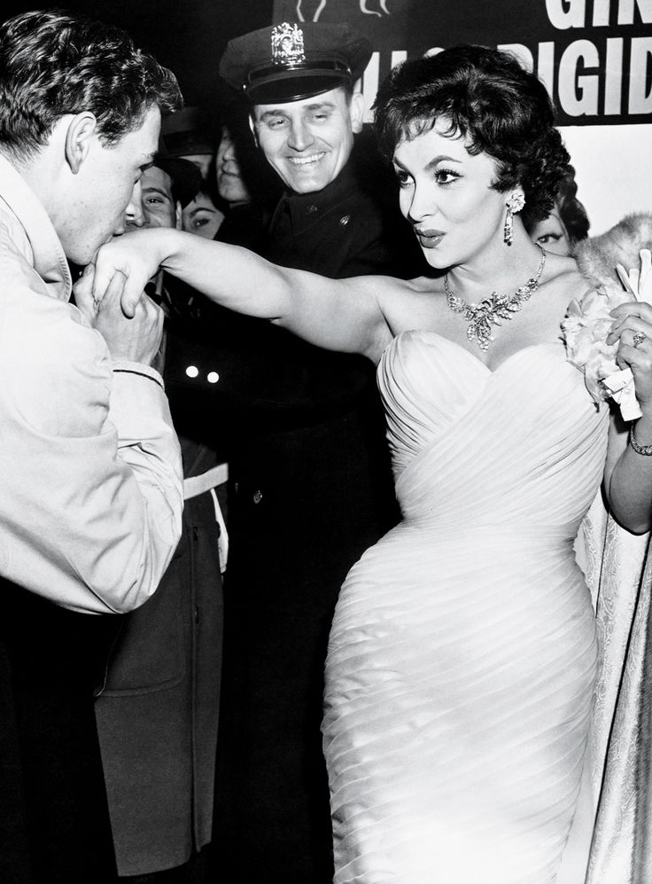 Actress Gina Lollobrigida On Her Infamous Engagement, Sophia Loren, and the…