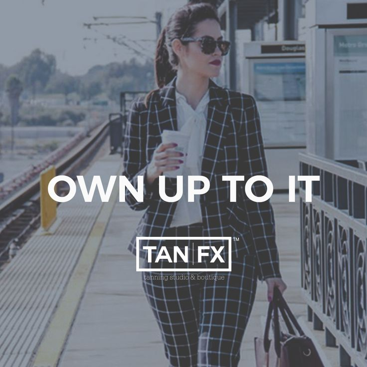 If your New Year's resolution includes becoming your own boss, we have Tan FX franchises available: https://tanfx.ca/about-us/franchising/own-a-franchise