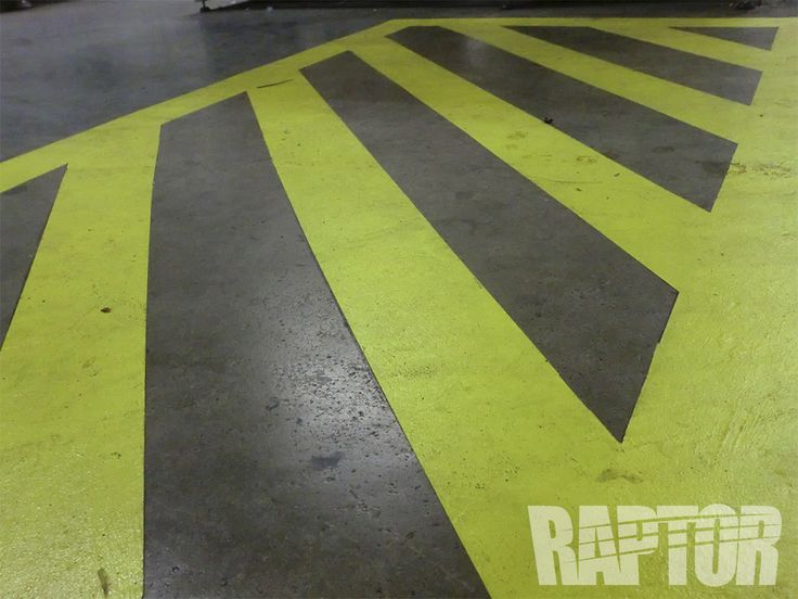 FLOOR: #raptorised